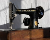 1928 Singer Portable Electric Sewing Machine