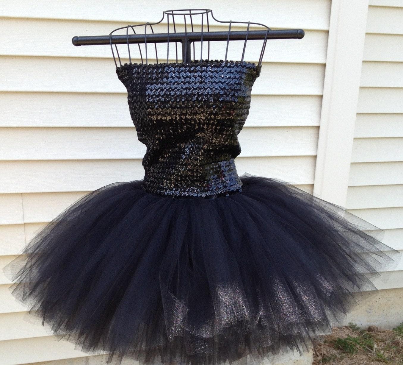 Strapless Tutu Dresses