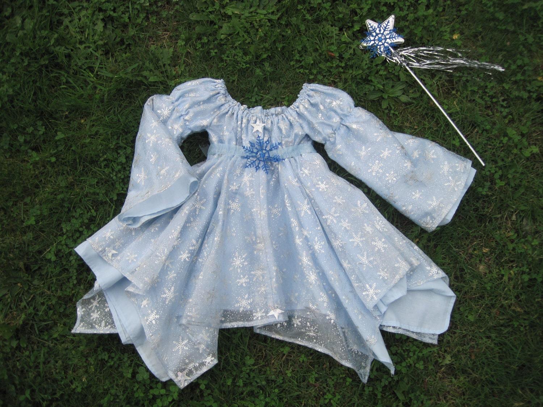 Snow Fairy Costume Sno...