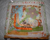 Fabric Book Mixed Media Koalas Days of the Week for Children