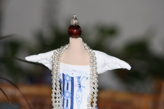 Jewelry Mannequin Angel Stand Display/Pin Cushion