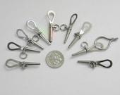 Antique Pocket Watch Keys, Lot of 9