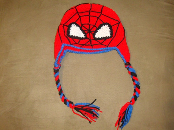 Spiderman Beanie
