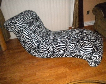 Custom Made Chaise Lounge