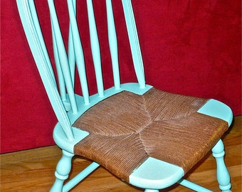 Popular items for rush seat on etsy for International seating and decor windsor