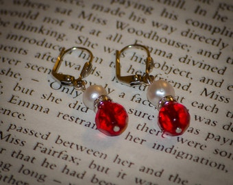 Downton Abbey Edwardian Inspired Earrings: Mary