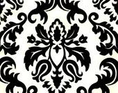 Black White damask table paper napkins serviettes 20pcs