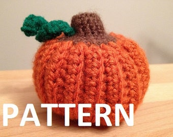 Pumpkin Crochet Plush Pattern
