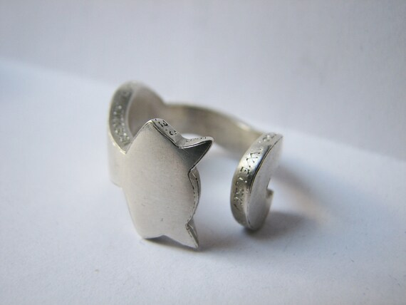 cat ring (model number 17) READY TO SHIP