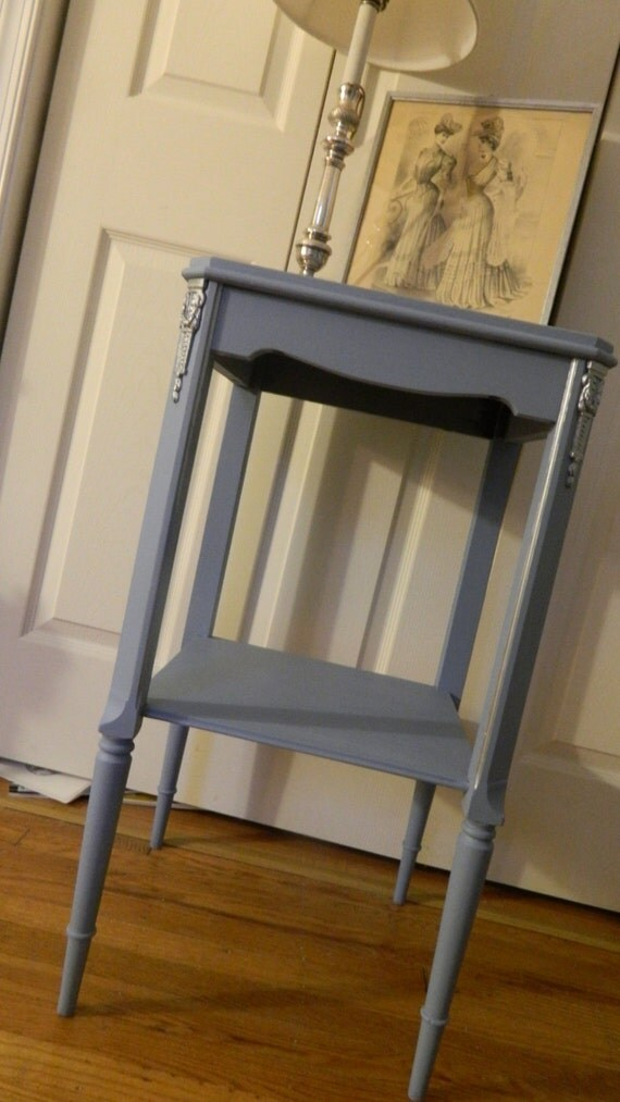 Vintage French (style) Night Stand  Side Table