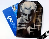 Travel Ticket Sleeve, Travel Wallet,  Cardholder or Luggage tag with Jean Harlow image