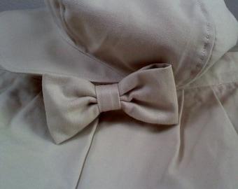 little boys bow ties Khaki tan