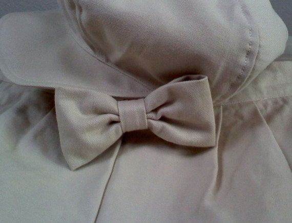 little boys bow ties Khaki tan