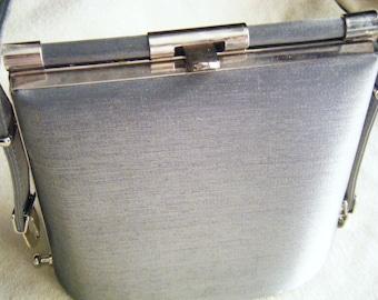Evening Grey Purse Vintage