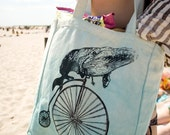Hand Dyed Tote Bag (FREE SHIPPING)