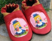 Baby shoes - Soft Sole - Leather  - 6-12 Months