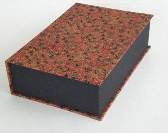 Custom Made Clamshell Box