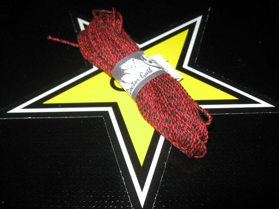 custom black red yo-yo string