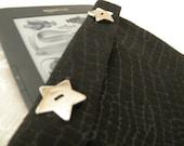 Handmade Felt Kindle Pocket