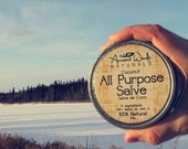 LARGE All Purpose Salve (98g). 100% Natural.