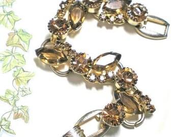 D&E aka Juliana Colorado Topaz Bracelet    Item No: 15549