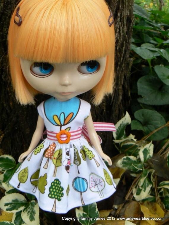Precious Dress for Blythe