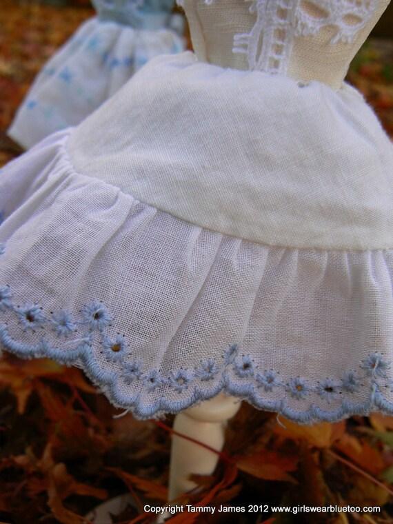Vintage Skipper Happy Birthday Petticoat