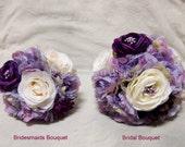 Purple Bouquet Lavender Bouquet