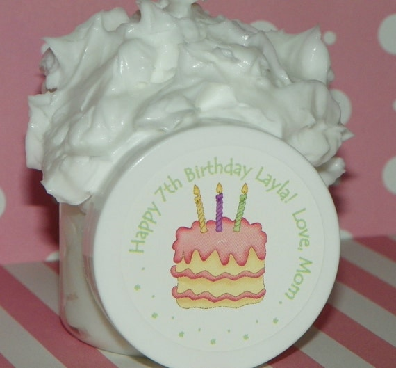 Whipped Body Butter - Happy Birthday 2 oz
