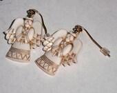 Angel Ornament Earrings