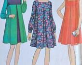 1960's McCall's Junior Petite Dress - Bust 31-31 1/2