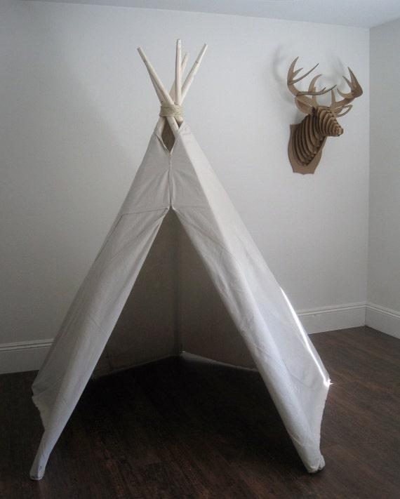 6 ft Fold Away Canvas Teepee