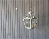 Hanging Lantern // Working