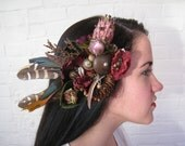Aquarius: Original, Inventive, Intellectual. Stunning & Sublime Hair Adornment.