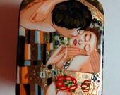 Art Deco Jewelry Box Gustav Klimt Free Shipping
