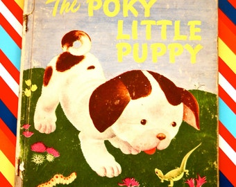 Children's Classic, The Poky Little Puppy, 1942 Edition