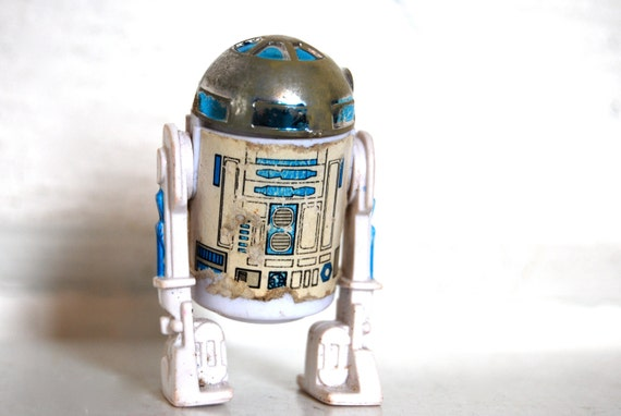 Vintage Starward R2D2 action figure 1977