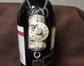 """Wine Bottle Jewelry """" Time"""""""