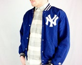 New York Yankees starter jacket