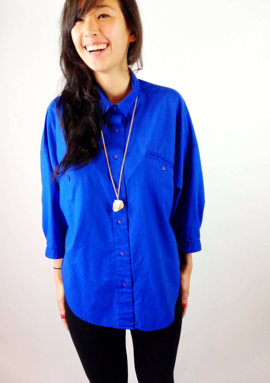 Голуб блузки
