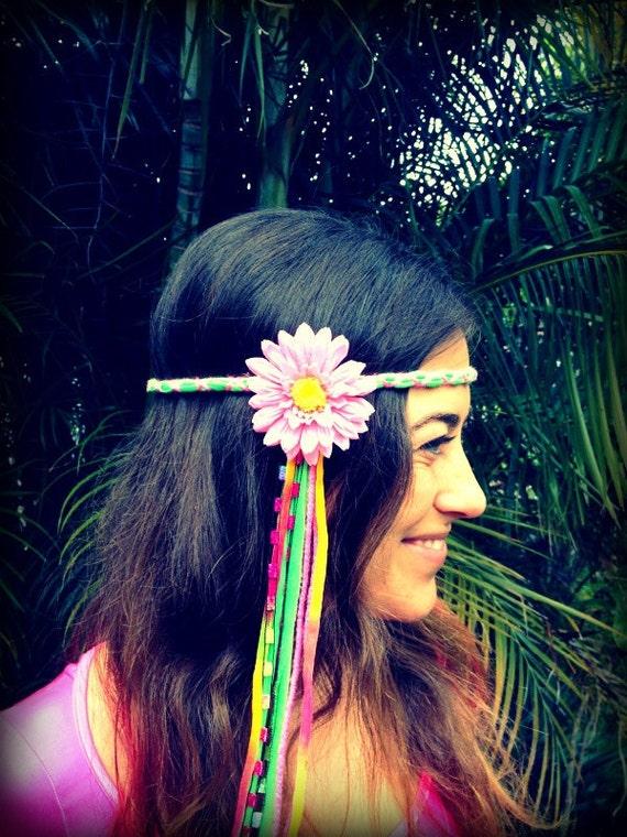 EDC Flower Headbands