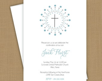 il_340x270.335763709 first communion invitation etsy,First Communion Invitations For Boy Girl Twins