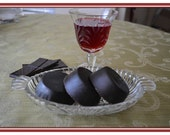 Antioxidant REAL Merlot and REAL chocolate luxury soap