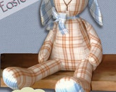 Easter Bunny 38 cm PDF pattern