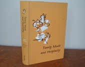 Homemaking book - vintage text from 1960