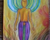yoga art FREE