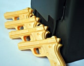 Slippery Pistol Golden Gun Soaps