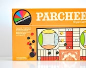 Parcheesi Game - 1980s complete set