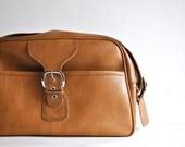 Retro Brown Tote Bag