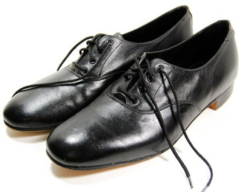 Freed of London Mens Ballroom Dance Shoes Hand Lasted size 8